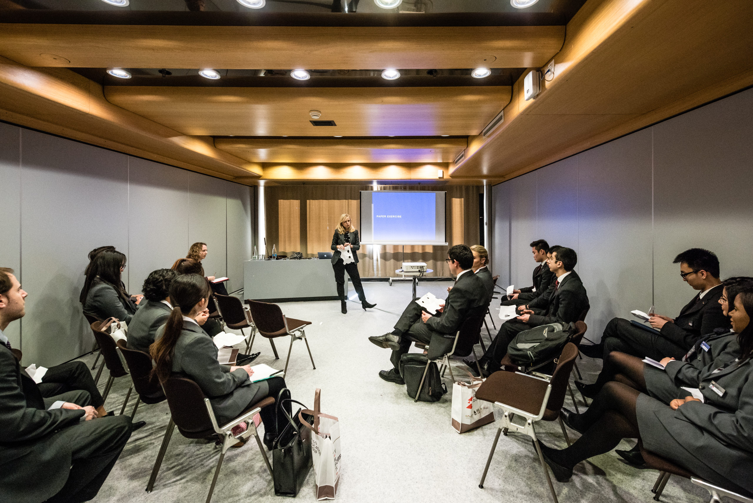 International Recruitment Forum_round table