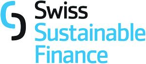 Swiss sustainable finance logo