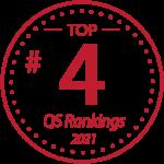 SHMS-QS Ranking #4